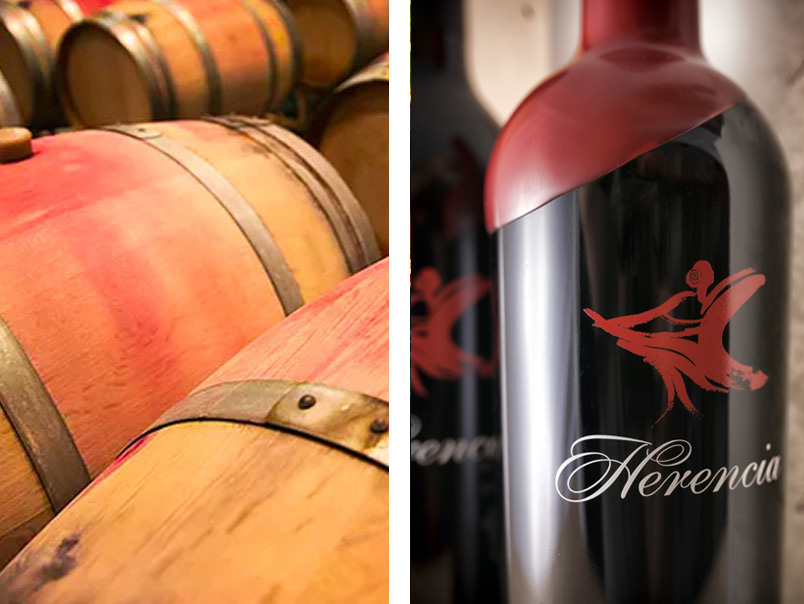 Herencia-Wines Knowledge and Care